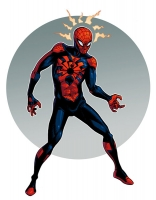 Spider-man redesign, Marvel